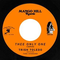 TORISH TOLEDO feat.SINSEERS / THEE ONLY ONE