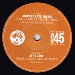 WALDIR CALMON E SEUS MULTISONS / AIRPORT LOVE THEME