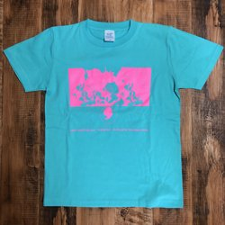 ABOUT 3,000 YEARS AGO WORLD MAP WATER LEVEL WAS 4,000 LOWER T-SHIRTS : MINT GREEN x PINK