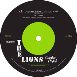 THE LIONS / CUMBIA REBEL