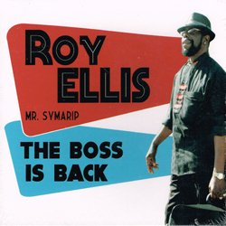 ROY ELLIS / THE BOSS REGGAE
