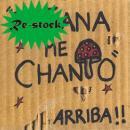MANANA ME CHANTO/ARRIBA!
