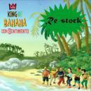 KING OF BANANA / CON SENTIMIENTO