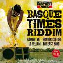 REVOLUTIONARY BROTHERS / BASQUE TIMES RIDDIM VOLUME.2