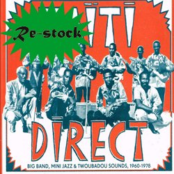 VARIOUS / HAITI DIRECT BIG BAND, MINI JAZZ & TWOUBADOU SOUNDS, 1960-1978