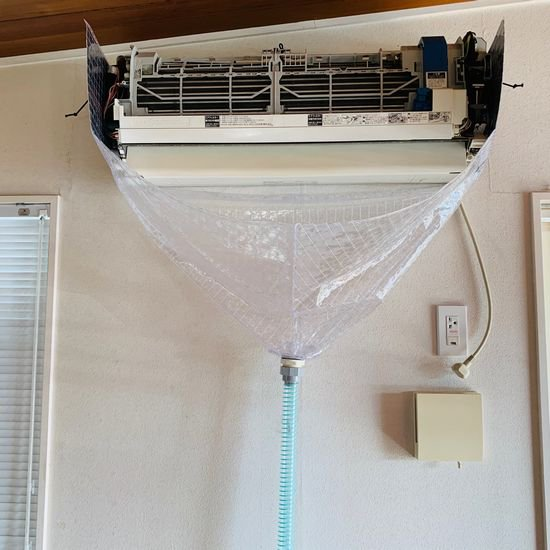 SA-N08M 壁掛用エアコン洗浄シートV3(一般)【幅90cm】