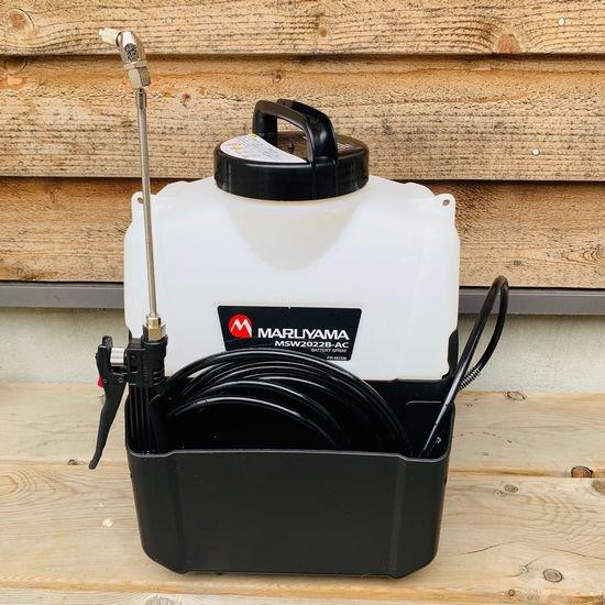 バッテリー洗浄機ダブル BTC-2022