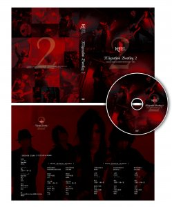 "KEEL TOUR "" UNDEAD BEAUTIES ""  新GOODS Migration Bootleg 2 (DVD)"