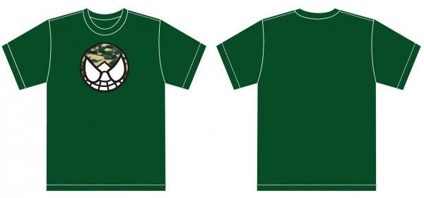 【R指定】宏崇 どこかで見た事ある様なTシャツ(緑)