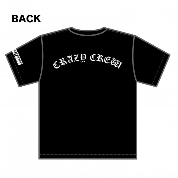 <img class='new_mark_img1' src='https://img.shop-pro.jp/img/new/icons5.gif' style='border:none;display:inline;margin:0px;padding:0px;width:auto;' />CRAZY UNION Tシャツ