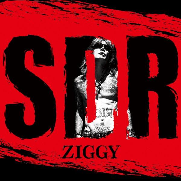 【予約商品】ZIGGY「SDR」DVD付限定盤 ※直筆サイン+ステッカー付き