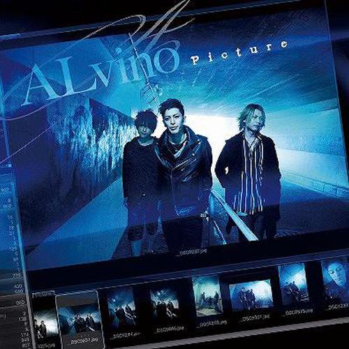 ALvino 4th ALBUM「Picture」【初回限定版CD+DVD】