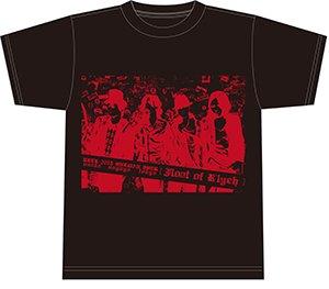 KEEL Tee 2015 OCT【カラー:BLACK×RED】