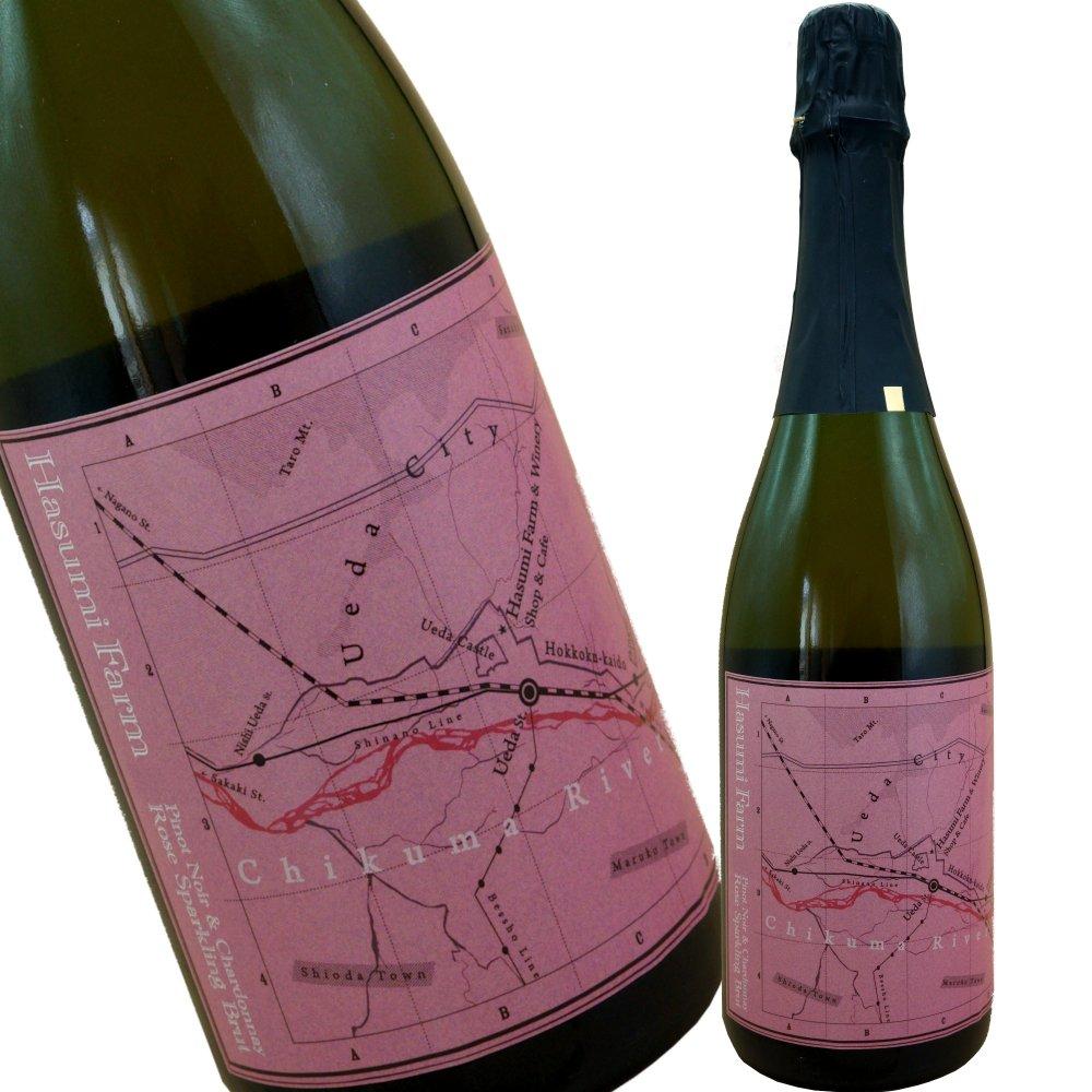 千曲川ワインバレーシリーズ ロゼスパークリング2019