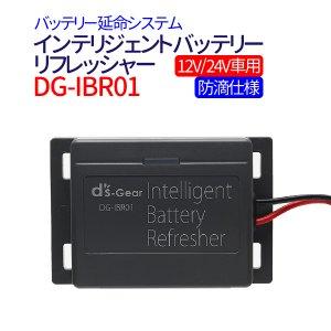 DG-IBR01 インテリジェント・バッテリーリフレッシャー