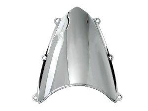 フロント スクリーン ホンダ CBR600RR/07-11【銀色/黒イリジウム /白イリジウム】3色選択可