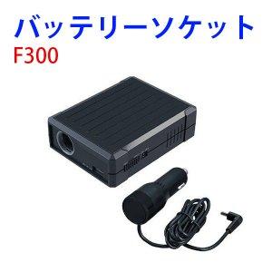 SEIWA/セイワ バッテリーソケット USB 5V/2.4A対応 PSE認証 F300