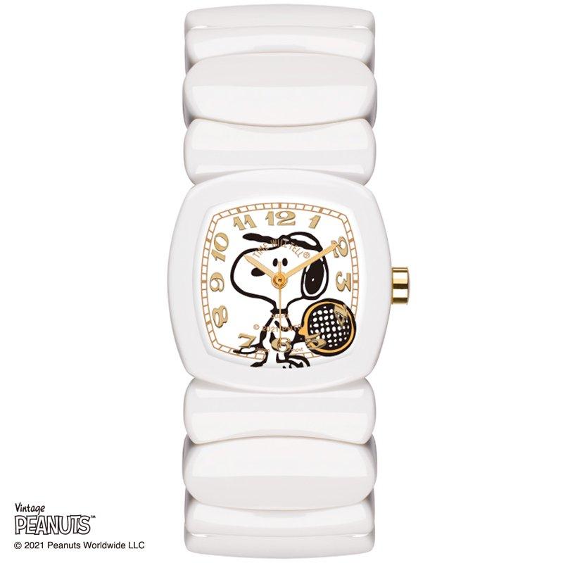 SnoopyWatch</br>White