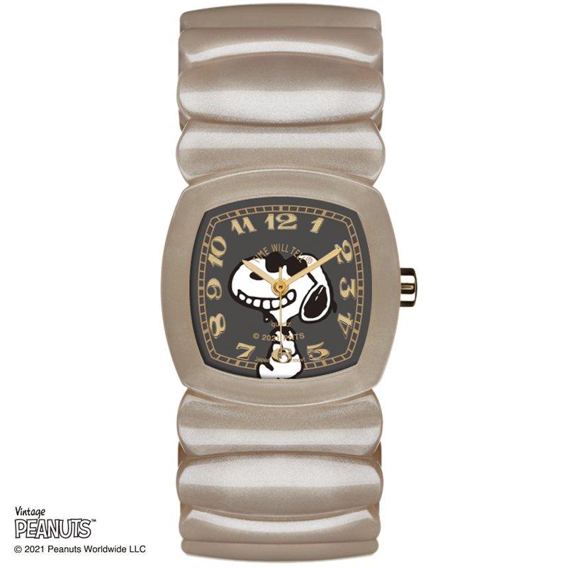SnoopyWatch</br>Opal Sand