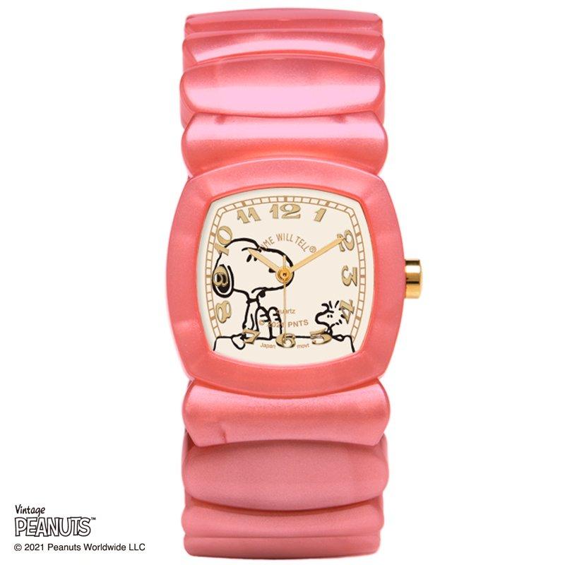 SnoopyWatch</br>Flamingo