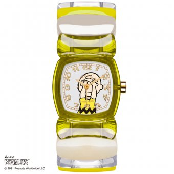 SnoopyWatch</br>CandyOlive/L-GY Multi