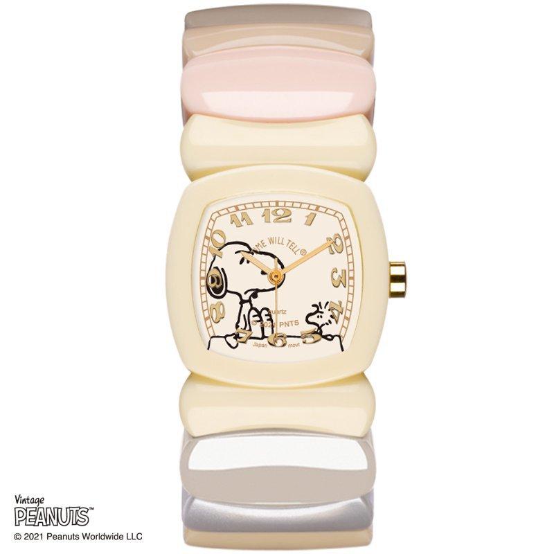SnoopyWatch</br>Ivory/RO Multi