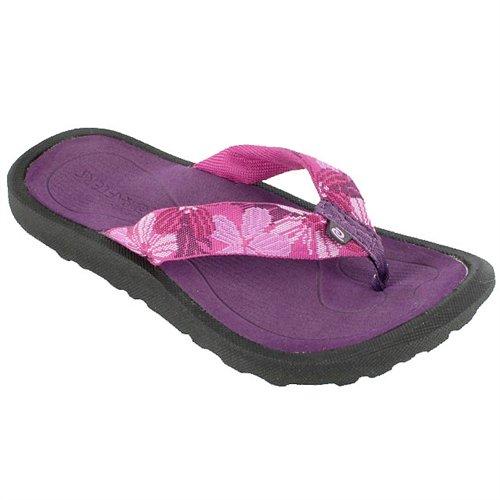 4092074e0e930 Rafters Breeze Tropicana Girl s Flip Flops