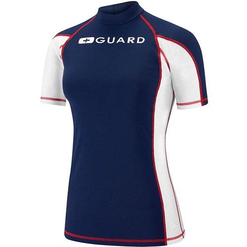 スピード Speedo Guard Female Rash-Guard, Navy