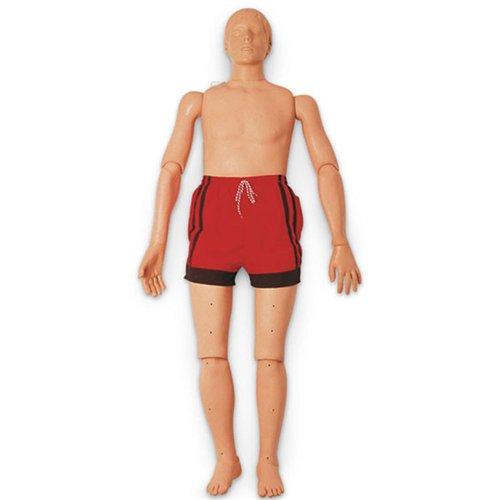 ライフガード Simulaids Water Rescue, Adult CPR Water Rescue Mannequin