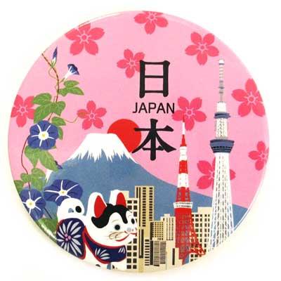 和柄缶ミラー/日本1
