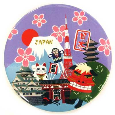 和柄缶ミラー/日本2