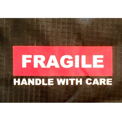 FRAGILEエコバッグ