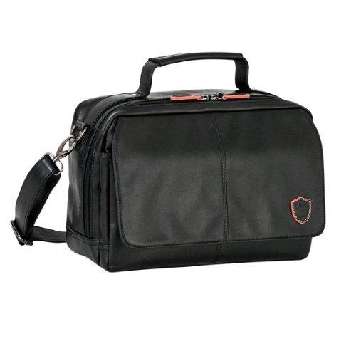 ショルダーバッグ横型L メンズ メンズバッグ かばん 鞄 エドクルーガー ED KRUGER ミット 14-5136 ブラック…
