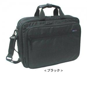 UNITED CLASSY B4対応 マチ拡張機能付き 3WAY ビジネスバッグ(ブラック)