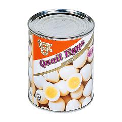 天狗 うずら卵 水煮 430g 2号缶