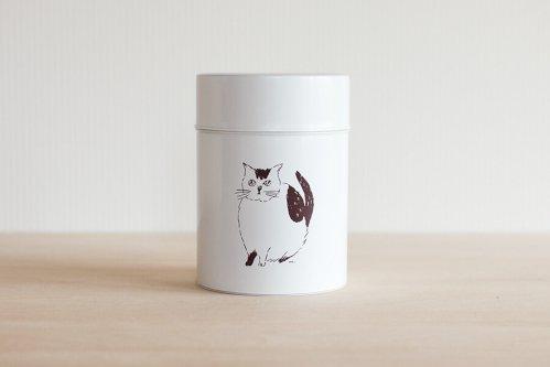 コーヒー缶 CAT