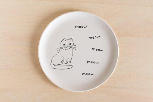 Cat プレート L・ラウンド