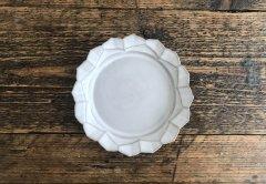 蓮花皿(ライトグレー)