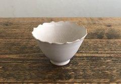fleur bowl(ライトグレー)