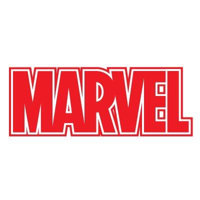 Marvel logo 004 stickers 15 x 5 7 cm ステッカー、カッティングステッカー
