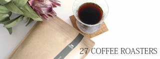 27 COFFEE ROASTERS 食品