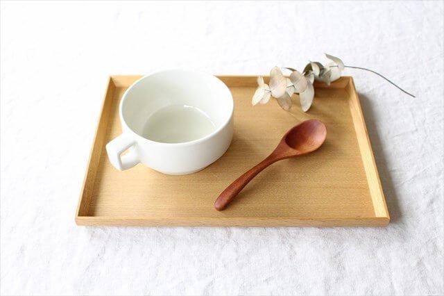 波佐見焼 HASAMI SEASON 01 ブロックマグ・スープ ホワイト 磁器
