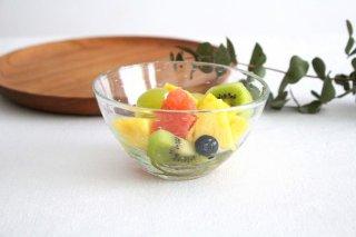 気泡小鉢 クリア ガラス ガラス工房 清天商品画像