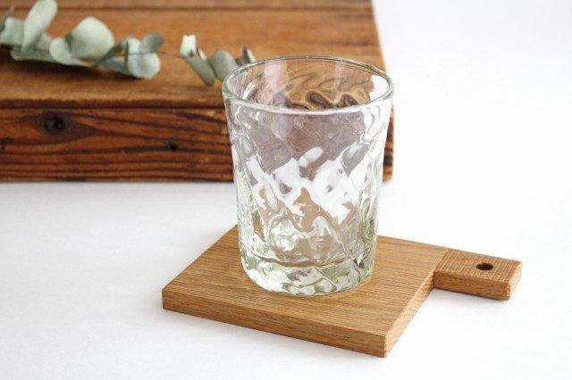 底色みなもノーマルグラス  クリア ガラス ガラス工房 清天