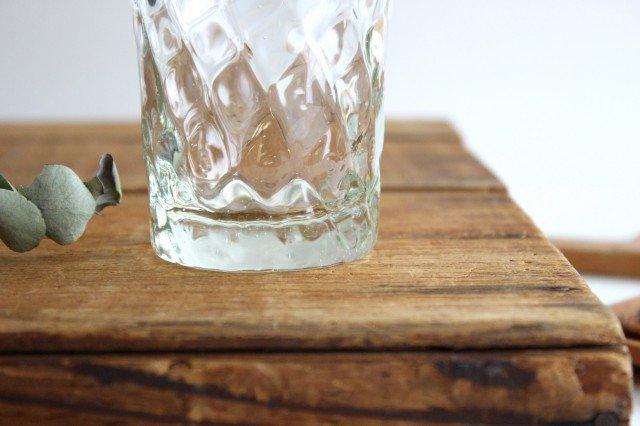 底色みなもノーマルグラス  クリア ガラス ガラス工房 清天 画像3