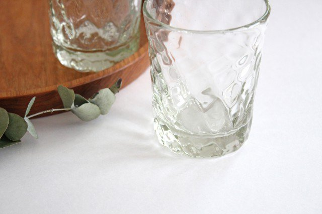 底色みなもノーマルグラス  クリア ガラス ガラス工房 清天 画像4