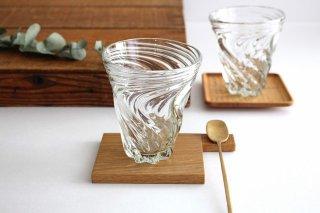 Sモールグラス クリア ガラス工房 清天商品画像