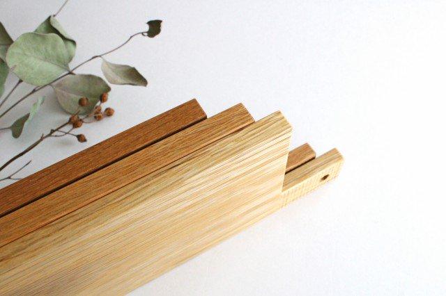 カッティングコースター L ホワイトオーク Semi-Aco 加賀雅之 画像5
