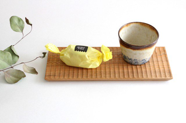 onigiri皿 オニグルミ Semi-Aco 加賀雅之