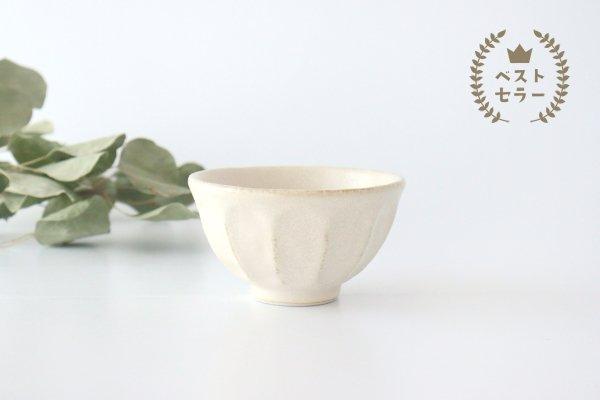 美濃焼 菊花 飯碗 磁器商品画像